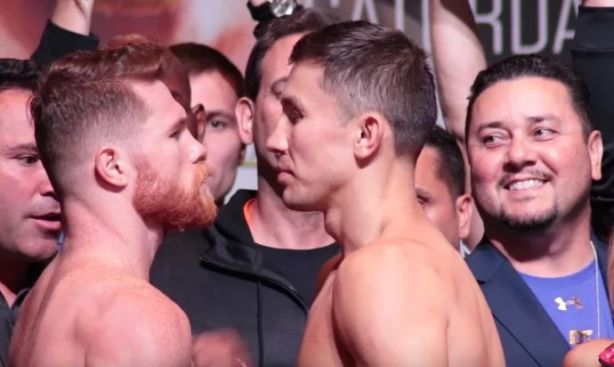 Venue and Location Finally Confirmed For Golovkin v Canelo Rematch
